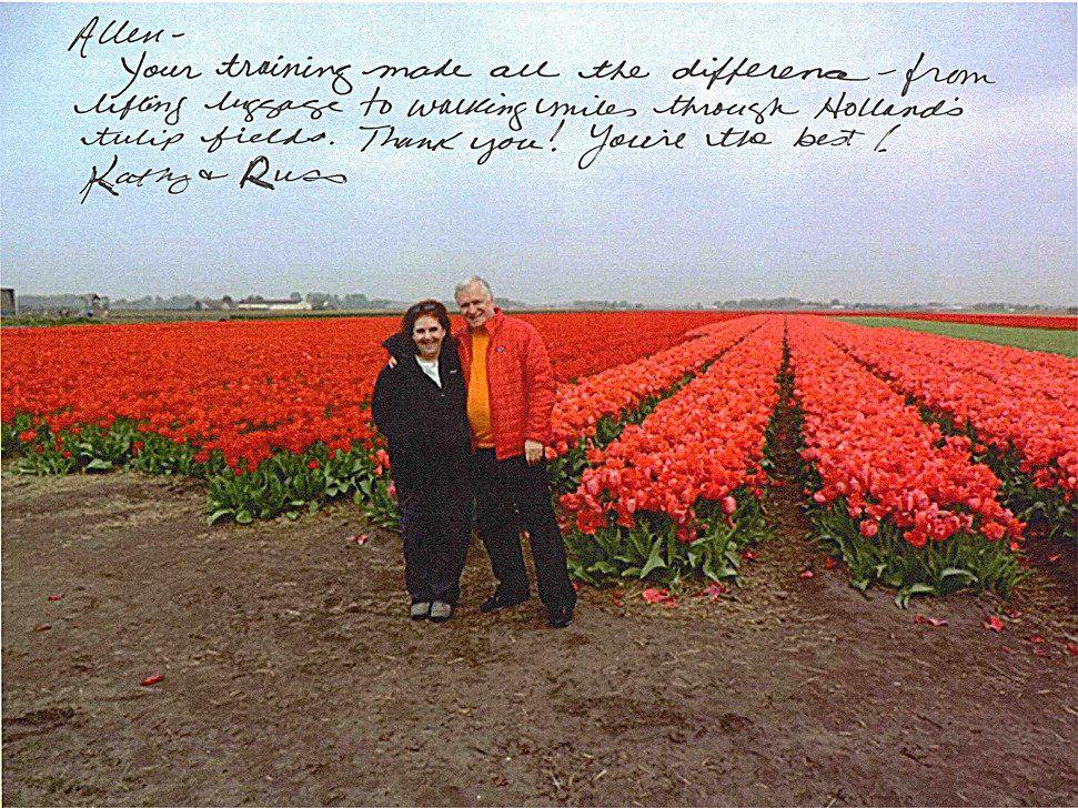 Russ & Kathy J.